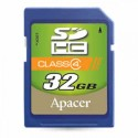 Apacer SDHC 32GB CL4 Memory Card