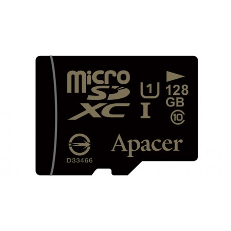 Apacer Micro SDXC 128GB CL10 Memory Card