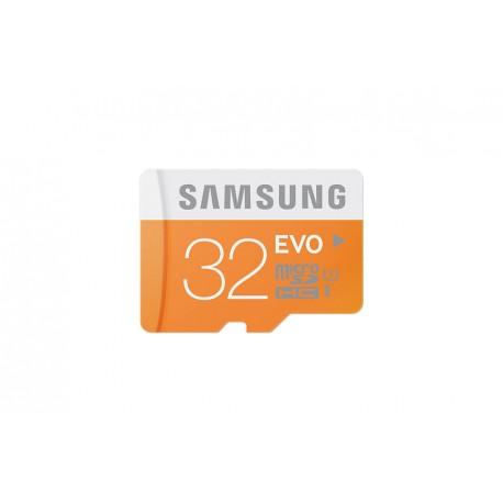 EVO series MICRO SDXC CL10 with/without Adapter (16GB/32GB/64GB/128GB)