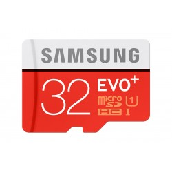 EVO PLUS series MICRO SDXC CL10 (32GB/64GB,128GB)